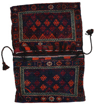 Jaf - Saddle Bag